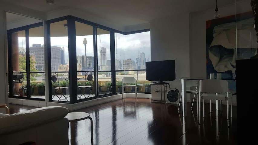 Surry Hills - Spectacular Apartment - Darlinghurst - Lägenhet