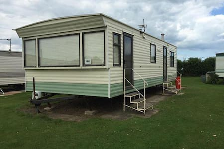 Static Caravan Dymchurch sleeps 6 people - Kent - Overig
