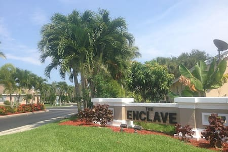 Enclave Equestrian Retreat - Greenacres - 獨棟