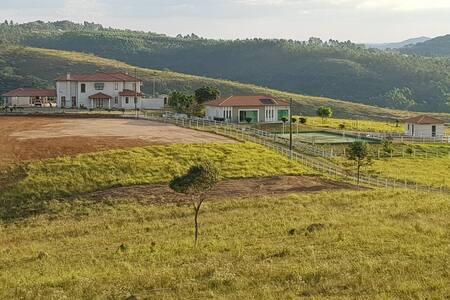 Casa Sede de linda Fazenda em Barbacena MG