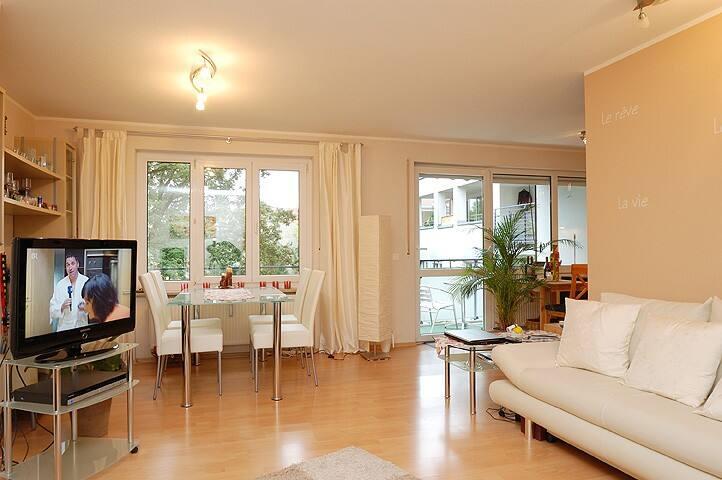 Central Downtown Appartment - München - Apartment