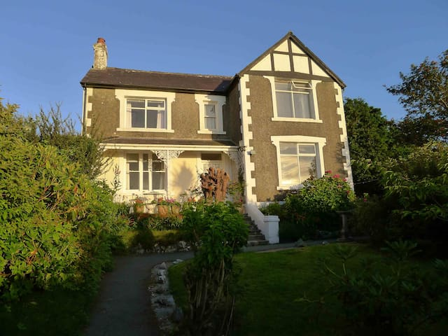 Victorian Detached Amazing Views  - Caernarfon - Casa