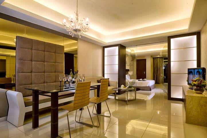 Spacious Designer Suite Damas - Kuala Lumpur - Daire
