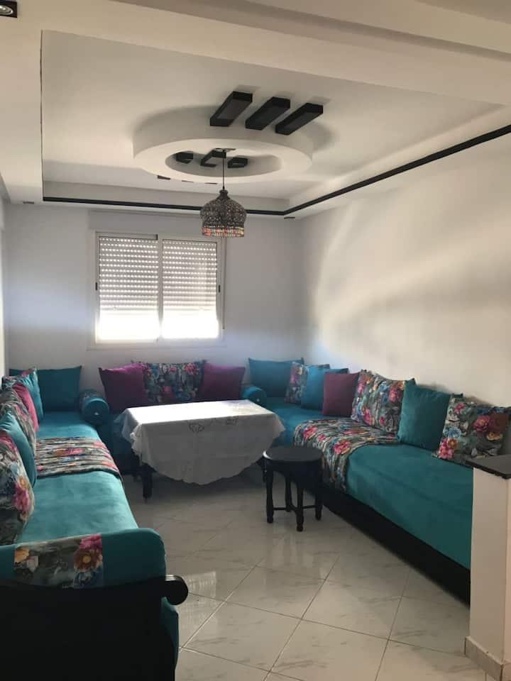 Appartement meublé et équipé