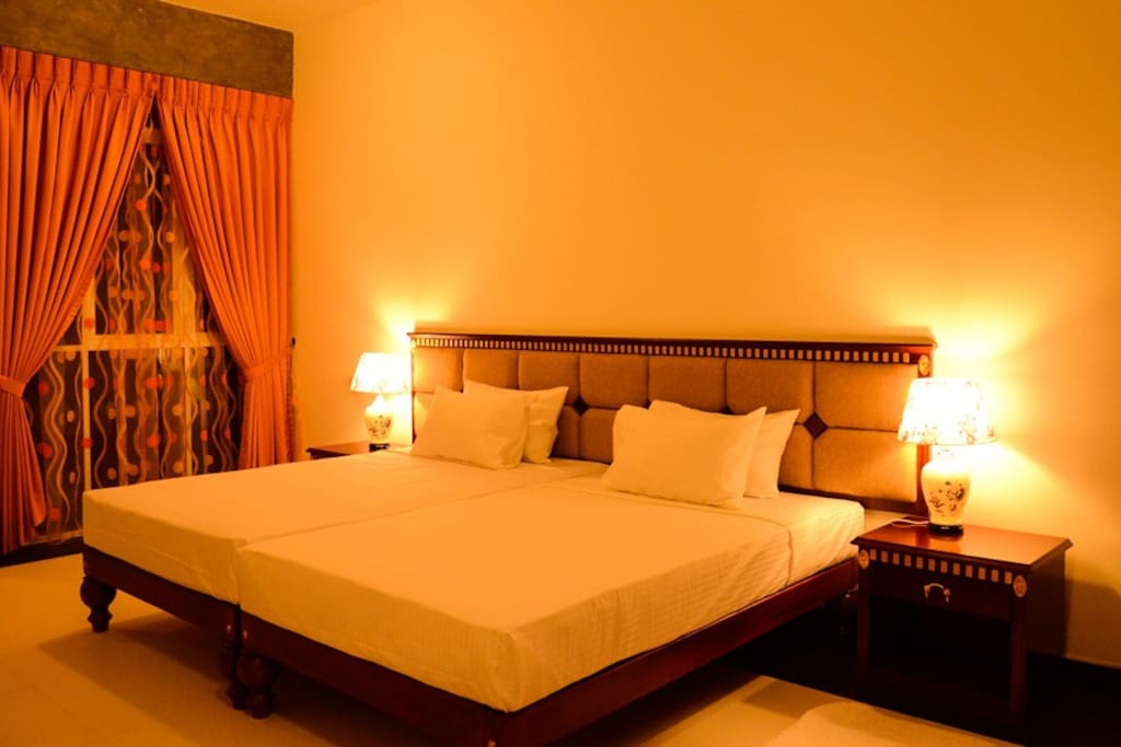 Deluxe Double Room - $110 per night Room ONLY