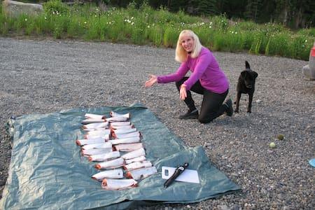 Kenai Peninsula Alaska Adventure - Casa
