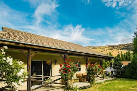 Cardrona Ski Cottage 3 Bedrooms - Sarah's cottage - Cardrona - Casa