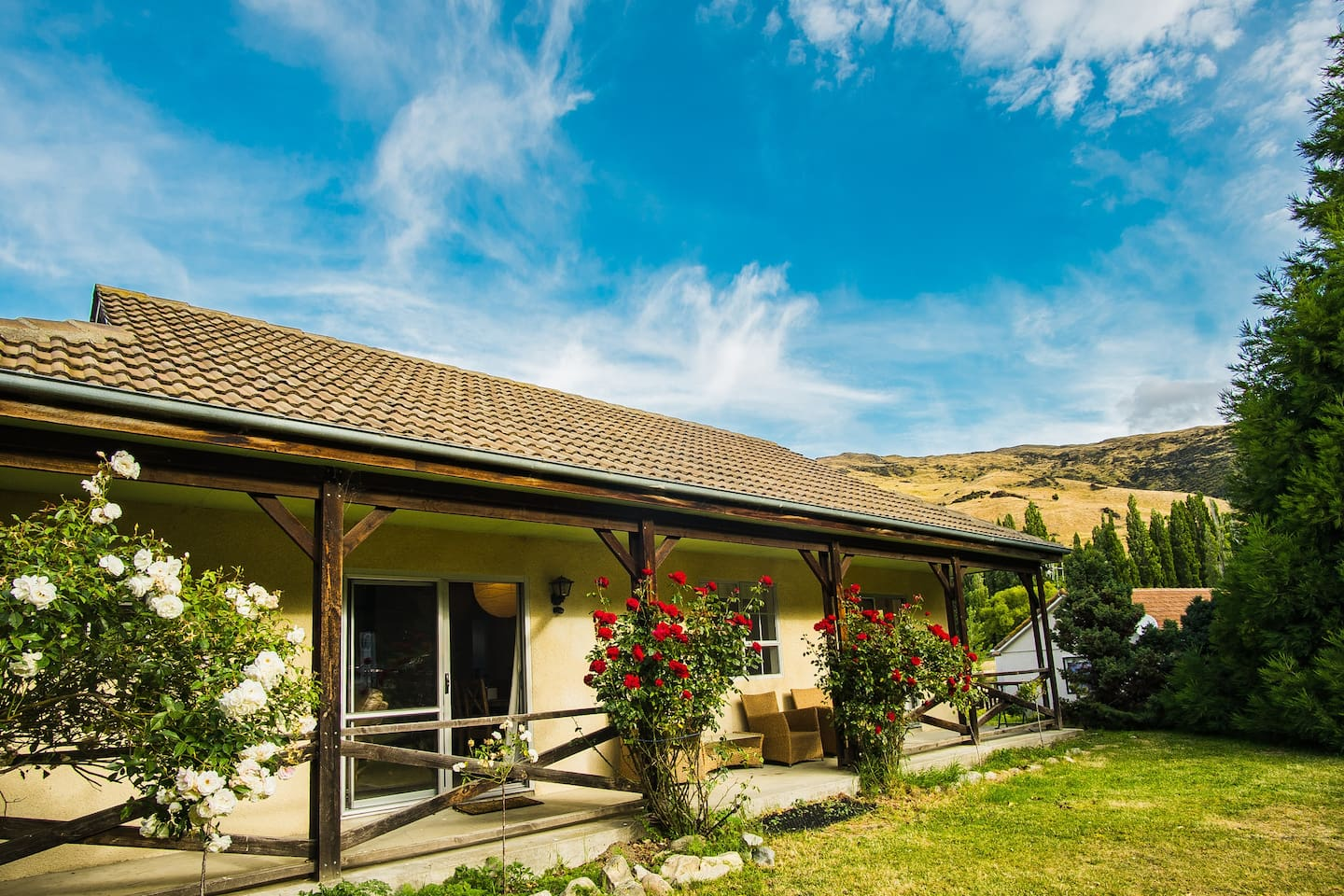 Our wonderful Cardrona Cottage