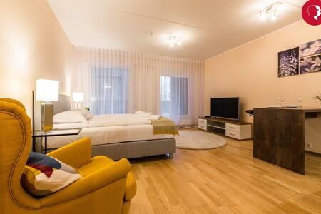 Relaxing Studio Apartment in Foorum - Tallinn - Daire