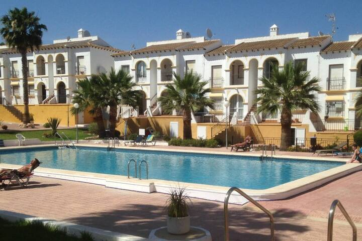 Completely renovated Appartment in sunny Spain - San Miguel de Salinas - Appartement
