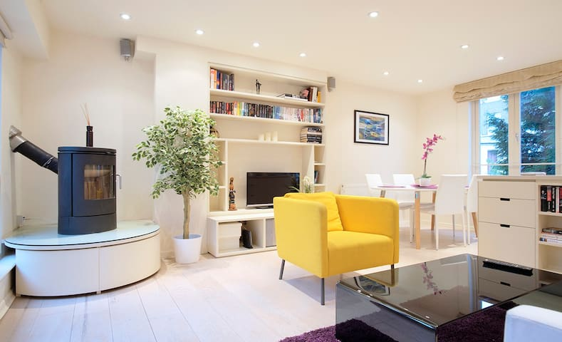 2BD terrace apartment in Notting Hill/Portobello