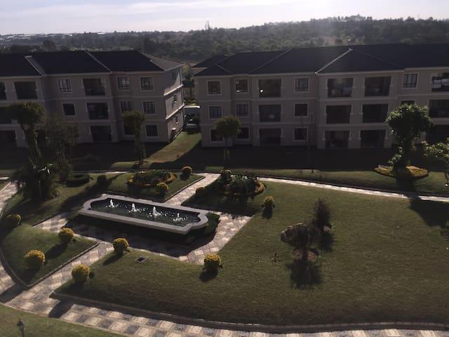Modern Joburg upmarket apartment - Sandton - Apartemen