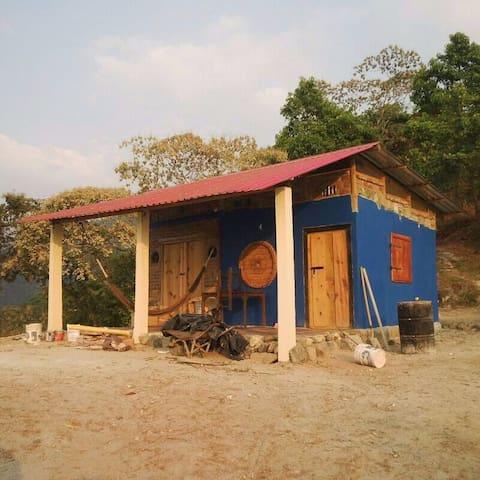 A 5 km de Minca Ashoka, casa en el paraiso.