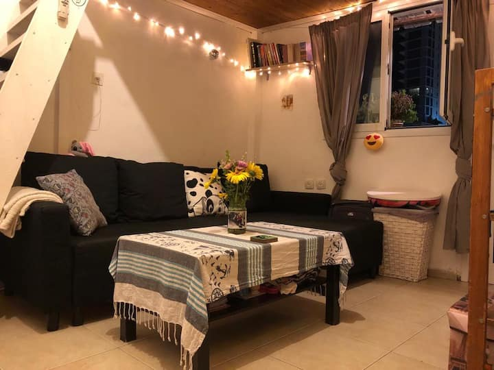 Studio apartment in Center TLV
