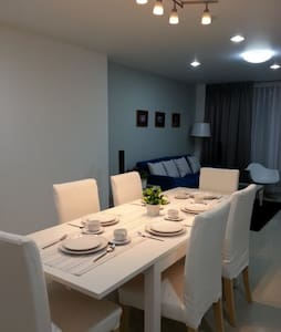 Beautiful Sea View Condo Sriracha - Si Racha - アパート