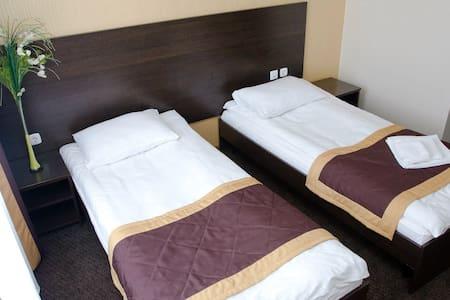 стандартный номер в отеле  «Best» в Ульяновске