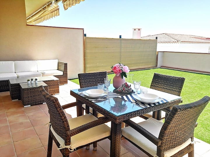 Dream holiday Puerto Santiago, AirCon/Heated Pool