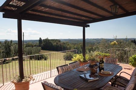 La Rimessa,farmhouse near Florence! - Romola - Huoneisto