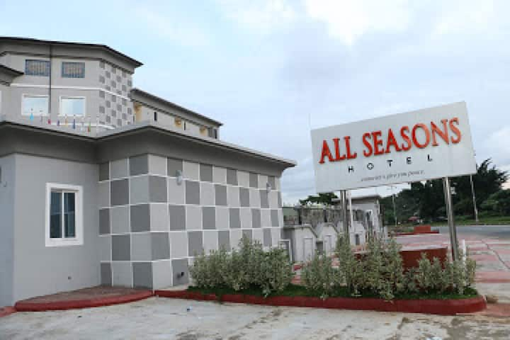 All Seasons Hotel-multi purpose luxurious hotel