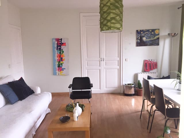 Great room in the heart of Madrid