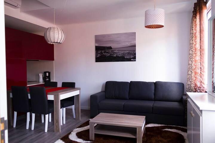 Baía da Horta-Apartamento T0 - Horta - Huoneisto
