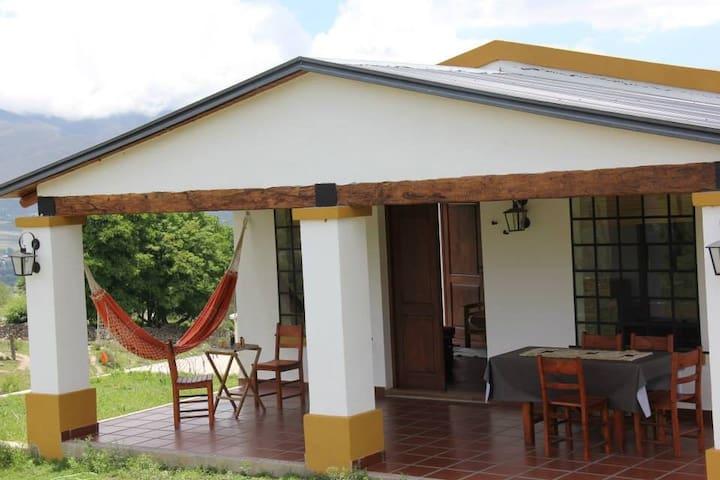 Casa Tafi Del Valle, Tucumán.