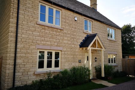 Beautiful Cotswold House