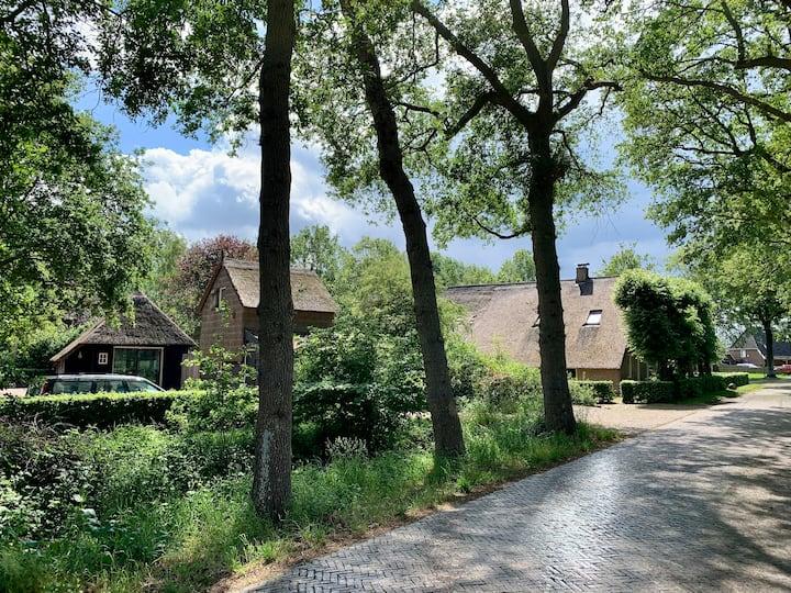 Slapen in de Hooiberg Dwingeloo