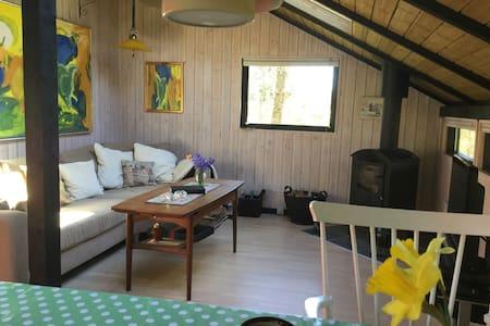 Sommerhus tæt på Mariagerfjord