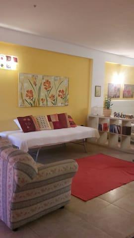 Appartamento semi-indipendente - Galugnano
