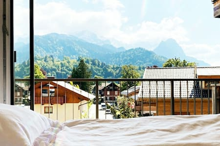 Chalet am Riedhang
