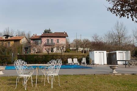 Villa con piscina vicina a Torino - Moncalieri - Villa