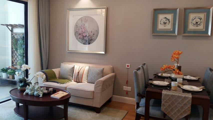 诗画江南的乌镇轻奢套房,舒适的家 - Jiaxing