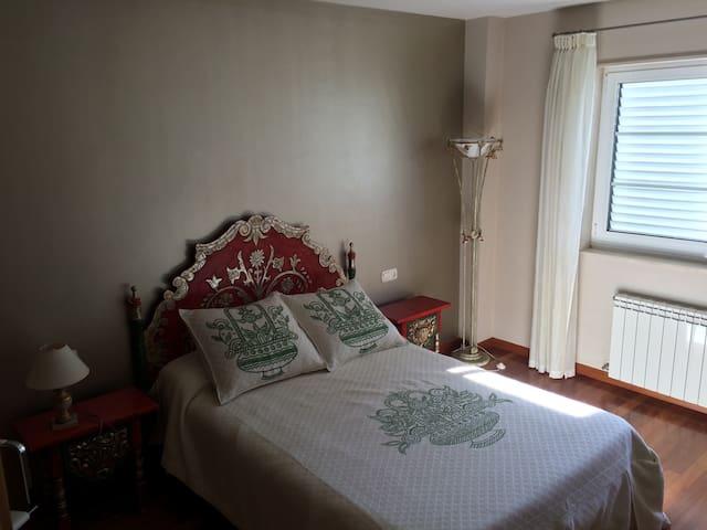 Habitación doble con baño privado - Santiago de Compostela - Dom