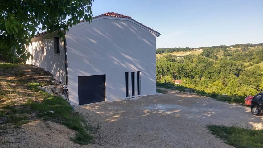 Maison au coeur de la Dordogne - Chanterac - Rumah