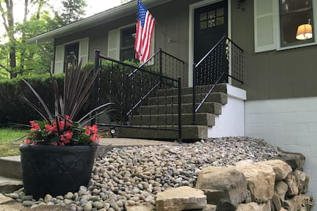 Great location. Newly renovated. Cozy ADK home.