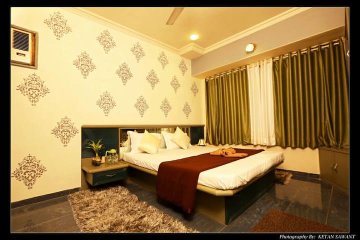 3bhk (individual rooms also can be booked) - Bangalore - Apartment-Hotel