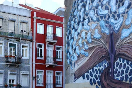Tradicional Portuguese House - Lisboa - Huoneisto
