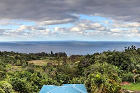 Luana Ola Villa Ocean View near Waipio Valley