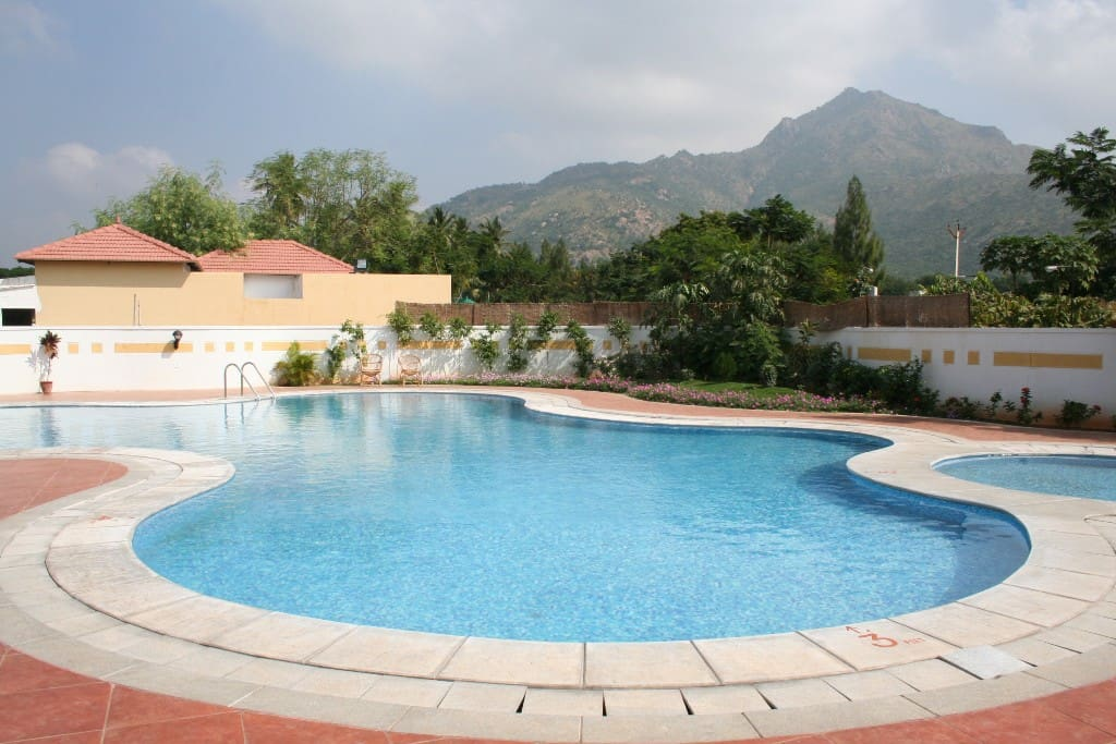 Arunai Anantha Resorts Bed Breakfast In Affitto A Tiruvannamalai Tamil Nadu India
