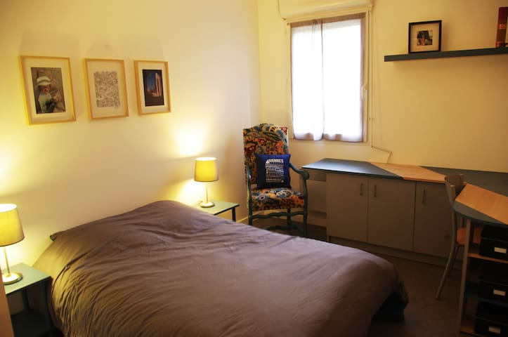 Cosy bedroom in Vannes