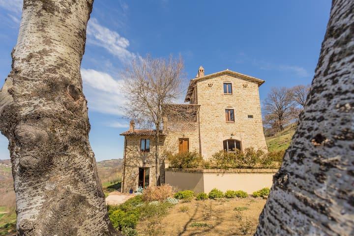 Spacious Villa Outside Perugia - Fratticiola Selvatica - 別荘