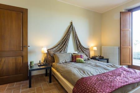 Luxury Suite Outside Perugia - Fratticiola Selvatica - 公寓