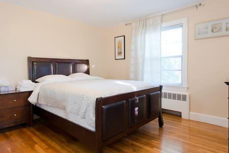 Cozy master room - Belmont