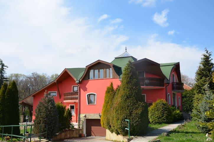 Villa Zala - Zalakaros - Villa
