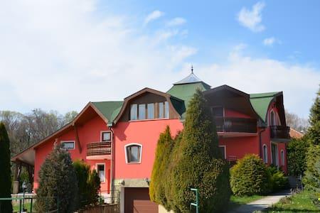 Villa Zala - Zalakaros - Huvila