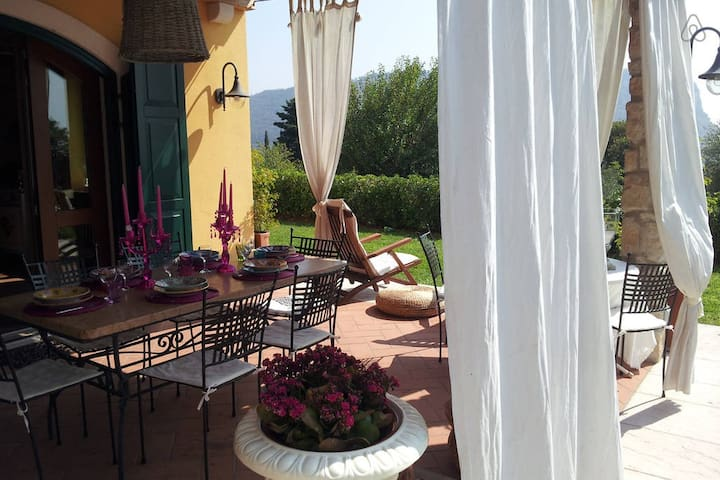 Wonderful Villa:panoramic pool&wiev - Garda - Villa