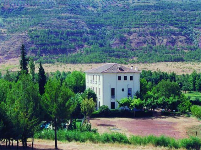Granja escuela Atalaya de Alcaraz (Albacete) - Alcaraz - Altres