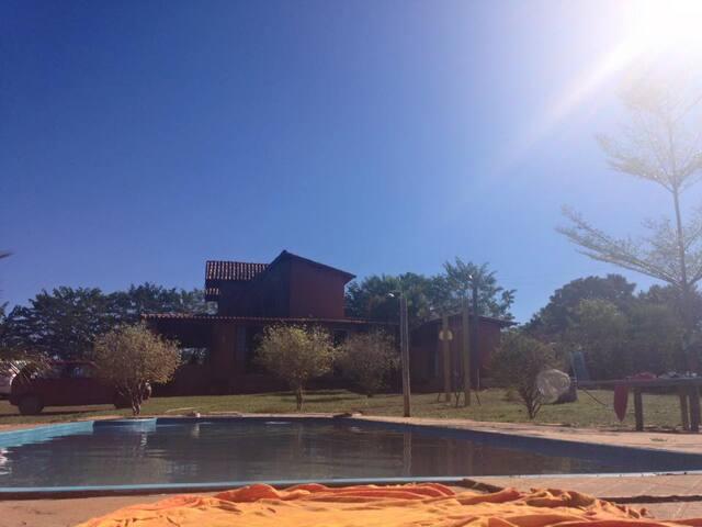Casa para fazer amigos - Brasília - Cabaña