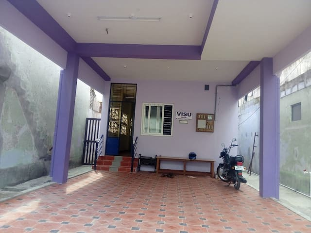 Visu Home, Thiruvanaikoil